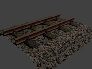 750mm Track