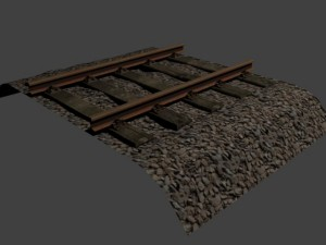 1435mm Track